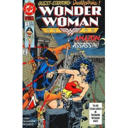 Wonder Woman Vol. 2 Special 1