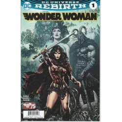Wonder Woman Vol. 5 Issue 01d