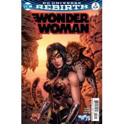 Wonder Woman Vol. 5 Issue 03