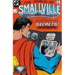 World of Smallville  Issue 1