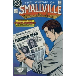 World of Smallville  Issue 2