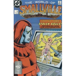 World of Smallville  Issue 3