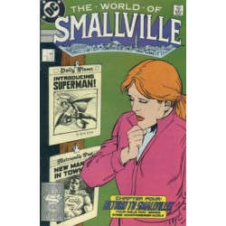 World of Smallville  Issue 4