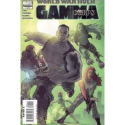 World War Hulk: Gamma Corps Mini Issue 1