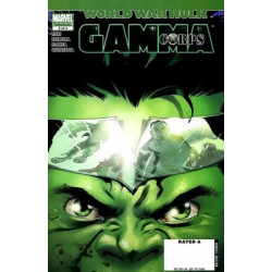 World War Hulk: Gamma Corps Mini Issue 2