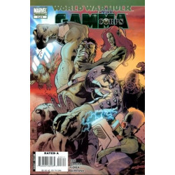 World War Hulk: Gamma Corps Mini Issue 3