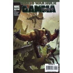 World War Hulk: Gamma Corps Mini Issue 4