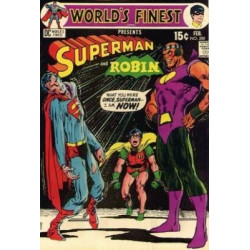 World's Finest Comics  Issue 200