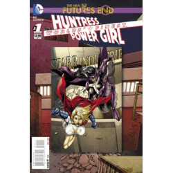 Worlds' Finest: Futures End One-Shot Issue 1