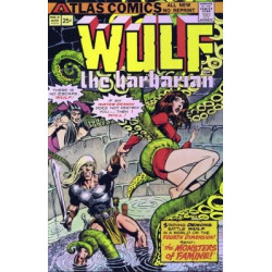 Wulf the Barbarian Mini Issue 2