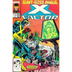 X-Factor Vol. 1 Annual 2