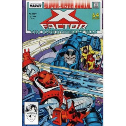 X-Factor Vol. 1 Annual 3