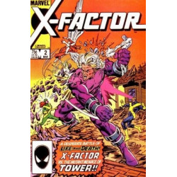 X-Factor Vol. 1 Issue 002