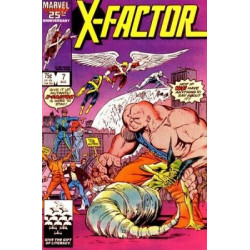 X-Factor Vol. 1 Issue 007