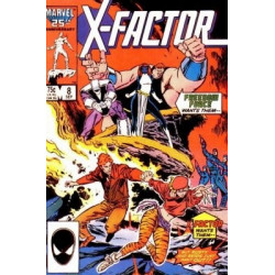X-Factor Vol. 1 Issue 008