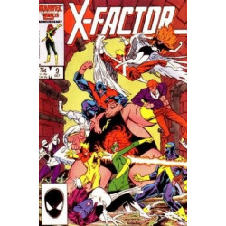 X-Factor Vol. 1 Issue 009
