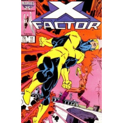 X-Factor Vol. 1 Issue 011