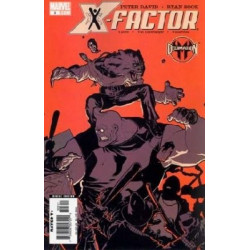 X-Factor Vol. 2 Issue 03