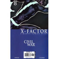 X-Factor Vol. 2 Issue 08