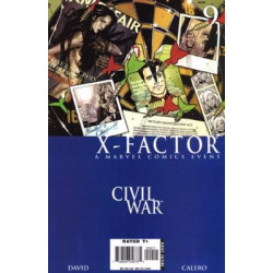 X-Factor Vol. 2 Issue 09