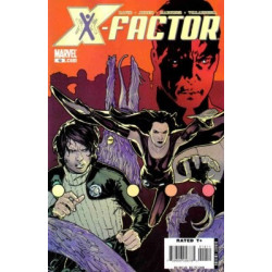 X-Factor Vol. 2 Issue 10