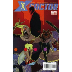 X-Factor Vol. 2 Issue 11