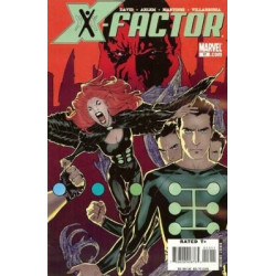 X-Factor Vol. 2 Issue 12