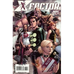 X-Factor Vol. 2 Issue 13