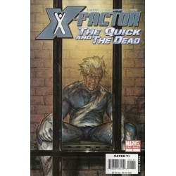 X-Factor: The Quick and the Dead One-Shot Issue 1