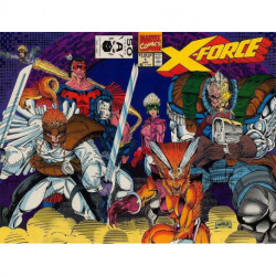 X-Force Vol. 1 Issue 01f