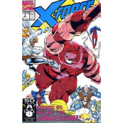 X-Force Vol. 1 Issue 03