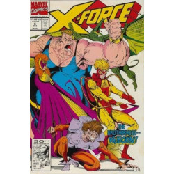 X-Force Vol. 1 Issue 05