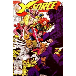 X-Force Vol. 1 Issue 14