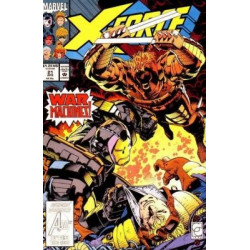 X-Force Vol. 1 Issue 21