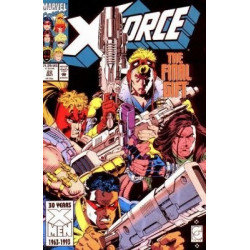 X-Force Vol. 1 Issue 22