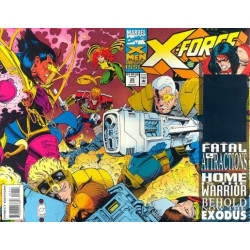 X-Force Vol. 1 Issue 25
