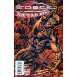 X-Force: Ain't No Dog One-Shot Issue 1