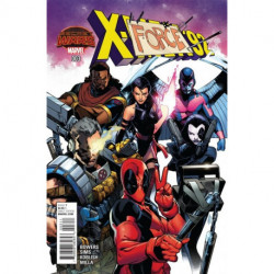 X-Men '92  Issue 3