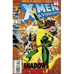 X-Men Adventures II Vol. 2 Issue 03
