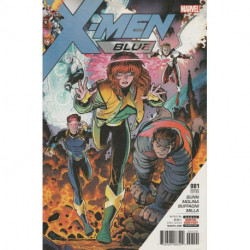 X-Men: Blue  Issue 1w
