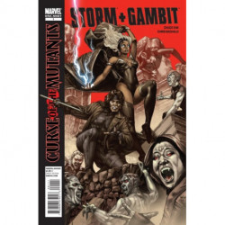 X-Men: Curse of the Mutants - Storm & Gambit  Issue 1