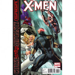 X-Men: Curse of the Mutants Saga One-Shot Issue 1