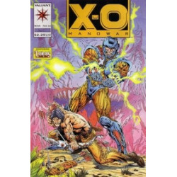 X-O Manowar Vol. 1 Issue 14
