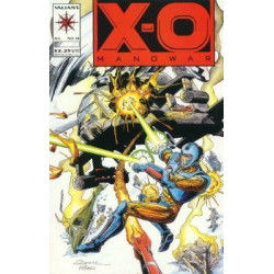 X-O Manowar Vol. 1 Issue 18
