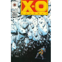 X-O Manowar Vol. 1 Issue 19