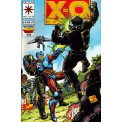 X-O Manowar Vol. 1 Issue 25