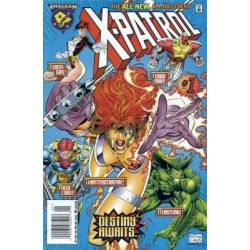 X-Patrol One-Shot Issue 1