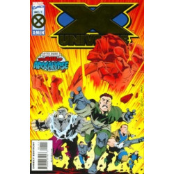 X-Universe  Issue 1