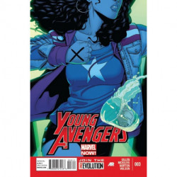 Young Avengers Vol. 2 Issue 3