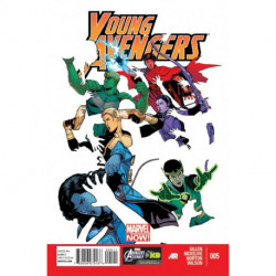 Young Avengers Vol. 2 Issue 5